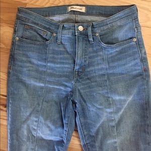 Madewell 9' skinny jeans